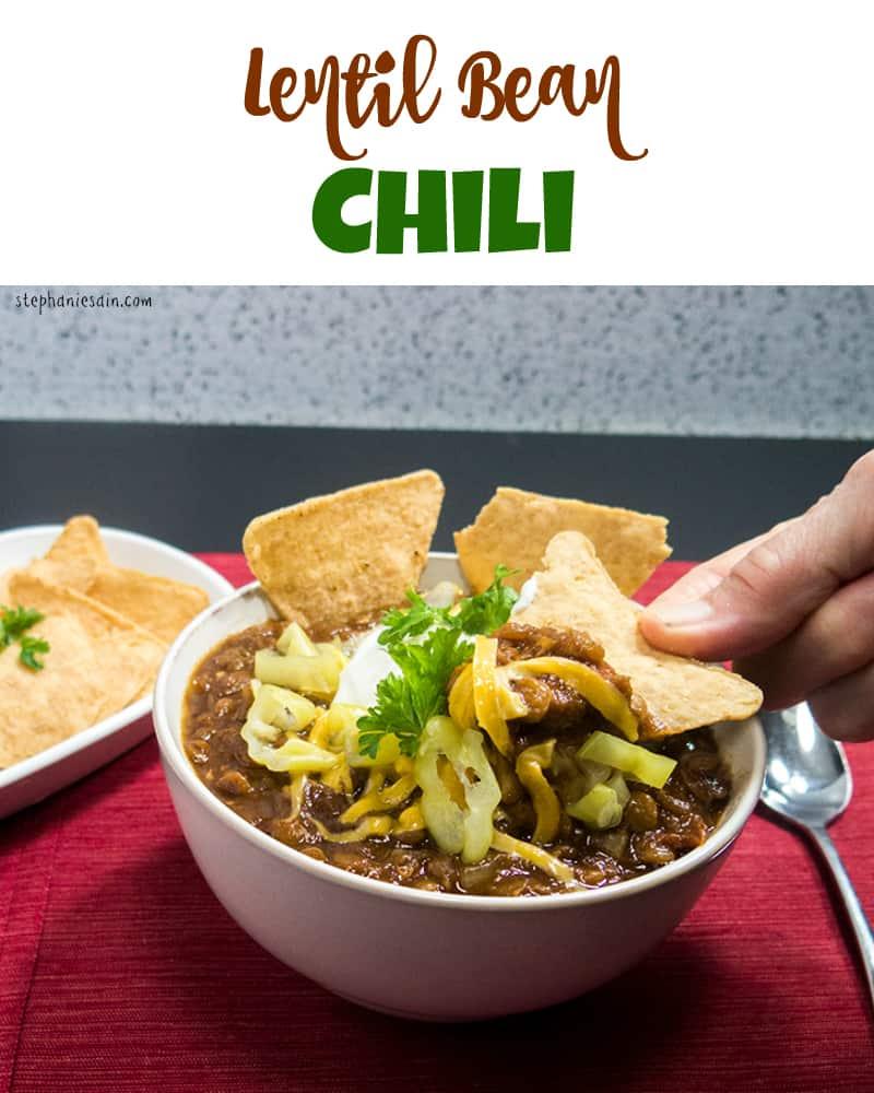 Lentil Bean Chili
