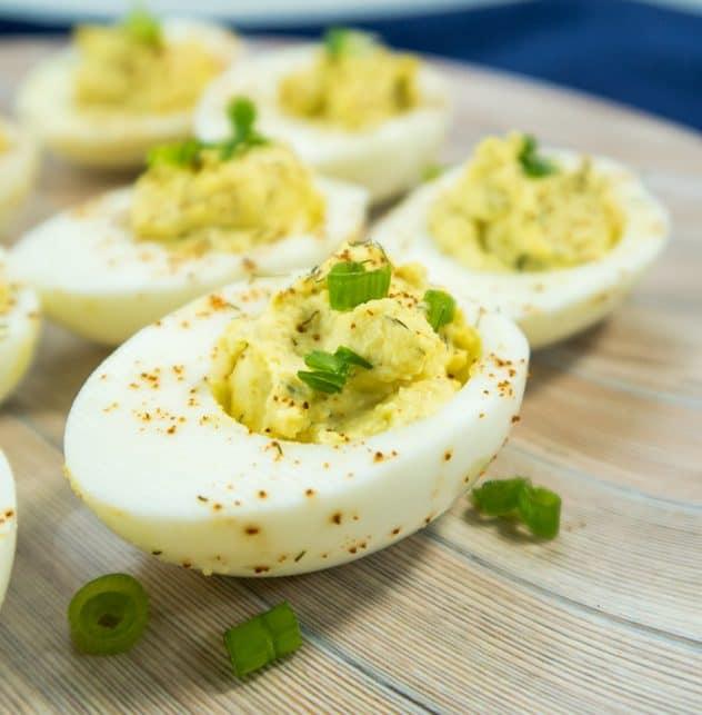 Best Deviled Eggs Recipe