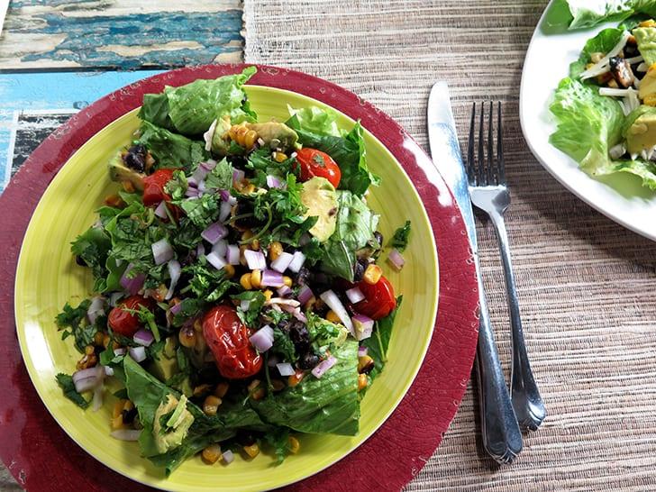 Grilled Corn Tomato Summer Salad11