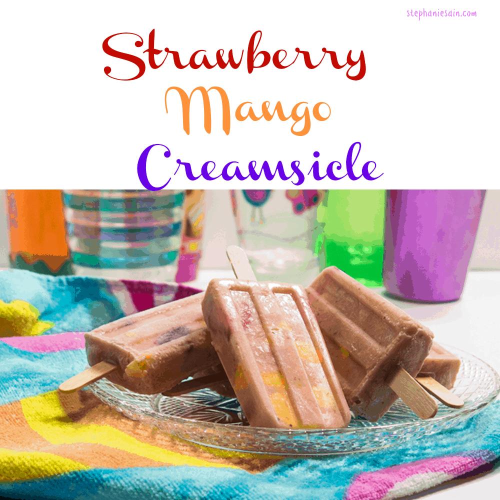 Strawberry Mango Creamscile