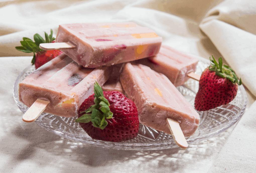 Strawberry Mango Creamsicle