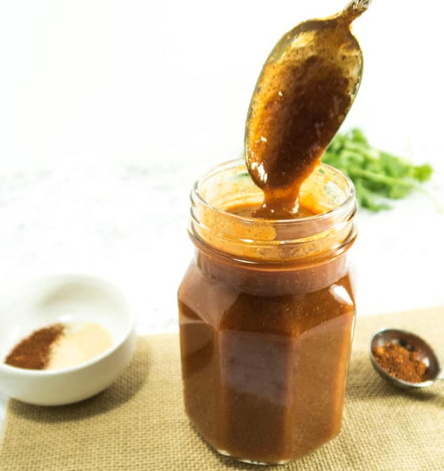 Quick & Easy Homemade Enchilada Sauce