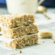 Cashew Almond Coconut Larabars (Vegan & Gluten Free)