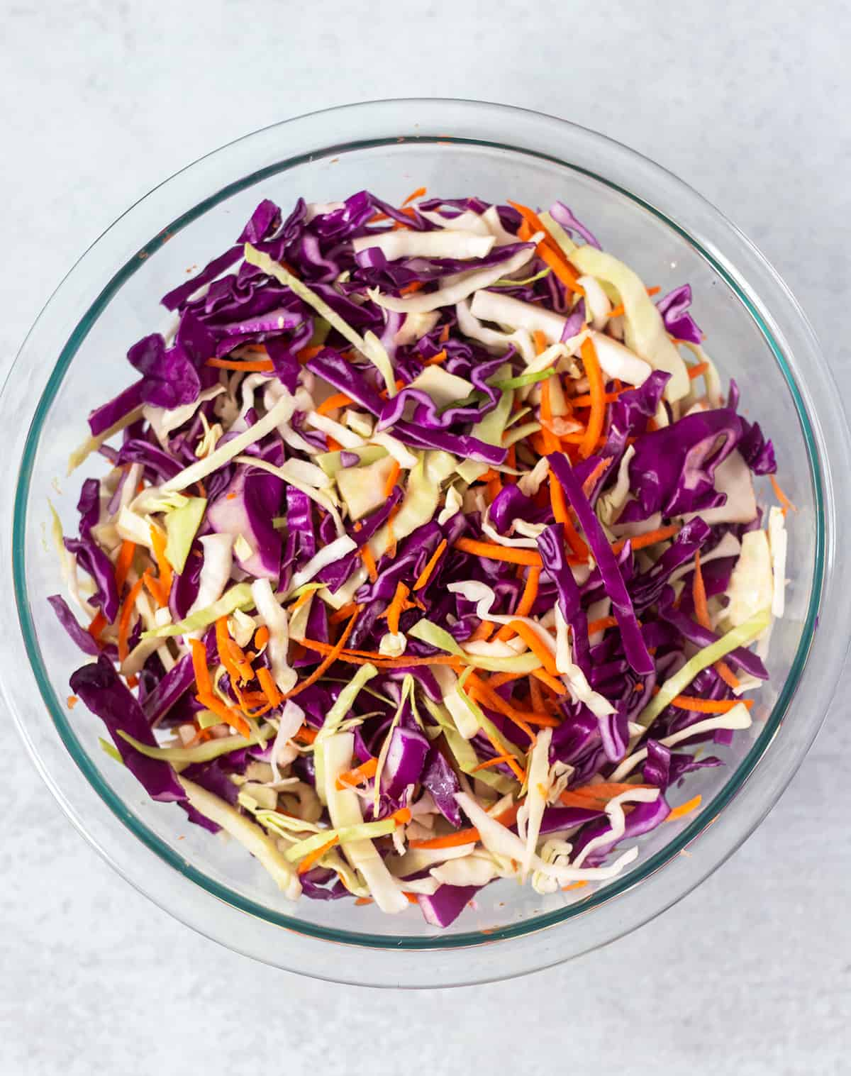 Coleslaw mix for cilantro lime slaw